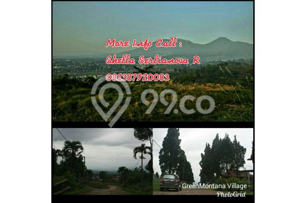 Investasi Kavling Villa Puncak Cipanas, hanya 60 jutaan/Kavling 16225514