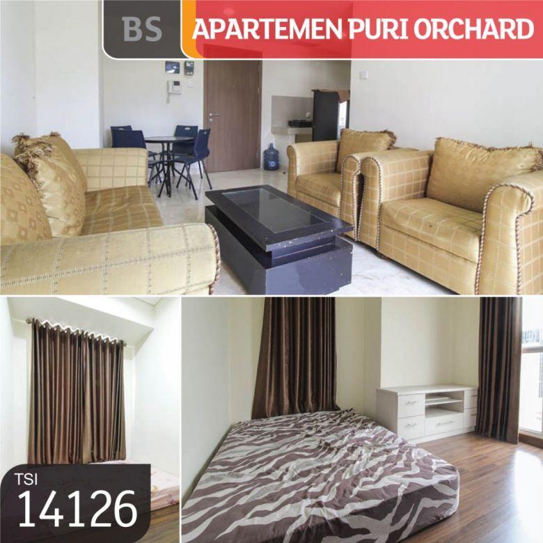 Apartemen Puri Orchard, Jakarta Barat, 50 m², Lt 7, S. Title