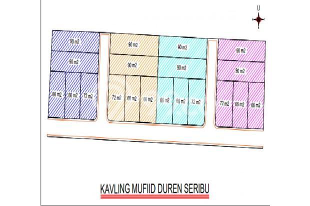 Dapat Rumah Murah Sekali: Awali Beli Kaveling Duren Seribu Depok 13426484