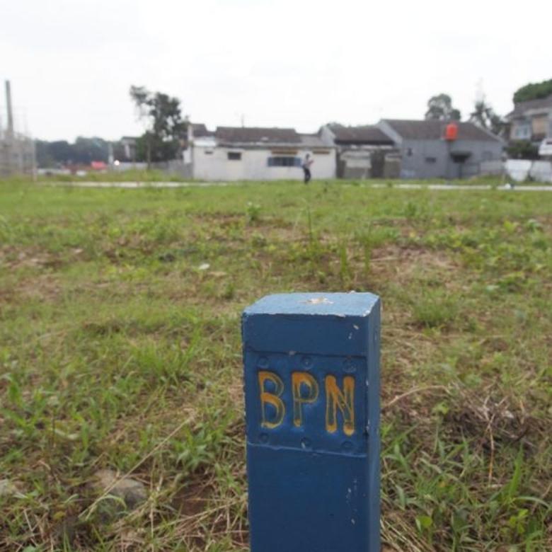 Investasi Tanah Kavling Siap Bangun, Dekat Jalan Raya