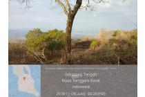 Dijual tanah pribadi bukan broker, di lombok barat