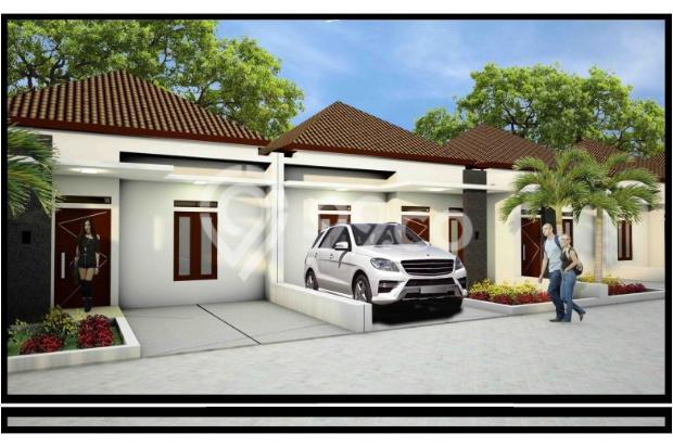 Dijual Rumah Dekat Stasiun Cicilan 5 Jutaan di Pasir Putih Depok 9659103