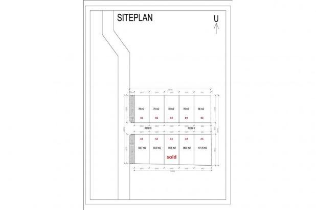 Dijual Rumah Dekat Stasiun Cicilan 5 Jutaan di Pasir Putih Depok 9659104