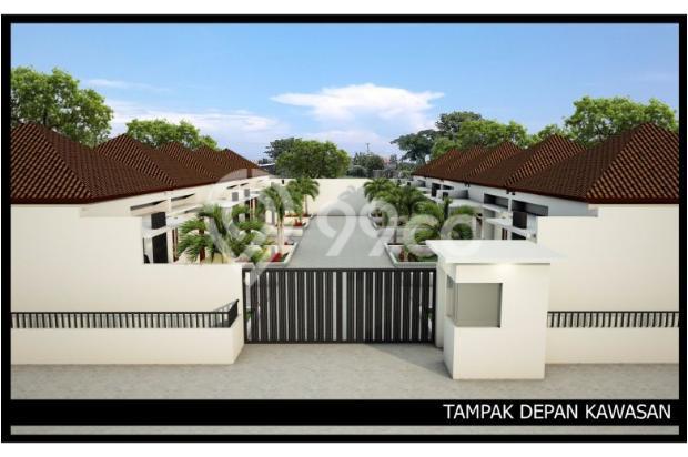 Dijual Rumah Dekat Stasiun Cicilan 5 Jutaan di Pasir Putih Depok 9659106