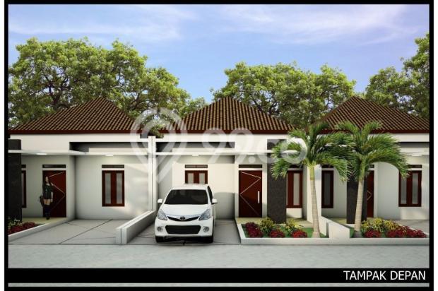 Dijual Rumah Dekat Stasiun Cicilan 5 Jutaan di Pasir Putih Depok 9659107