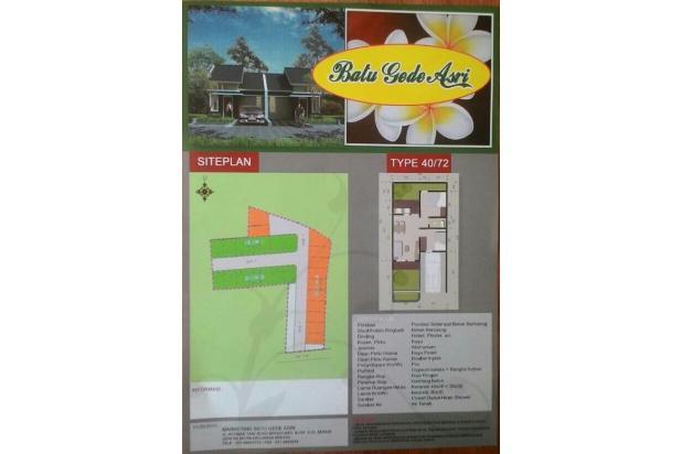 rumah murah dekat stasiun cilebut tdp 7jt gratis semua biaya 13096590
