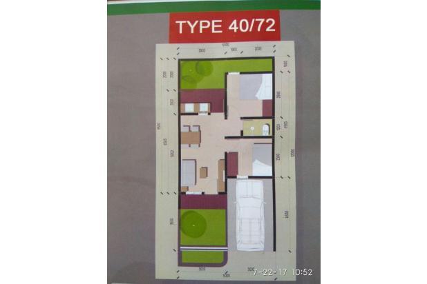 rumah murah dekat stasiun cilebut tdp 7jt gratis semua biaya 13096591