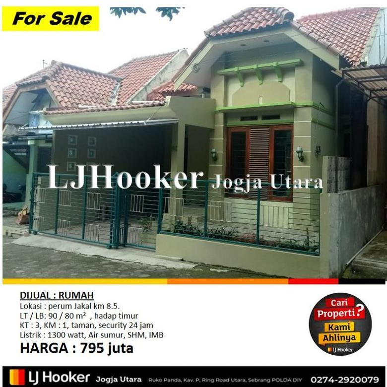 Rumah dalam Perumahan di Jogja Utara