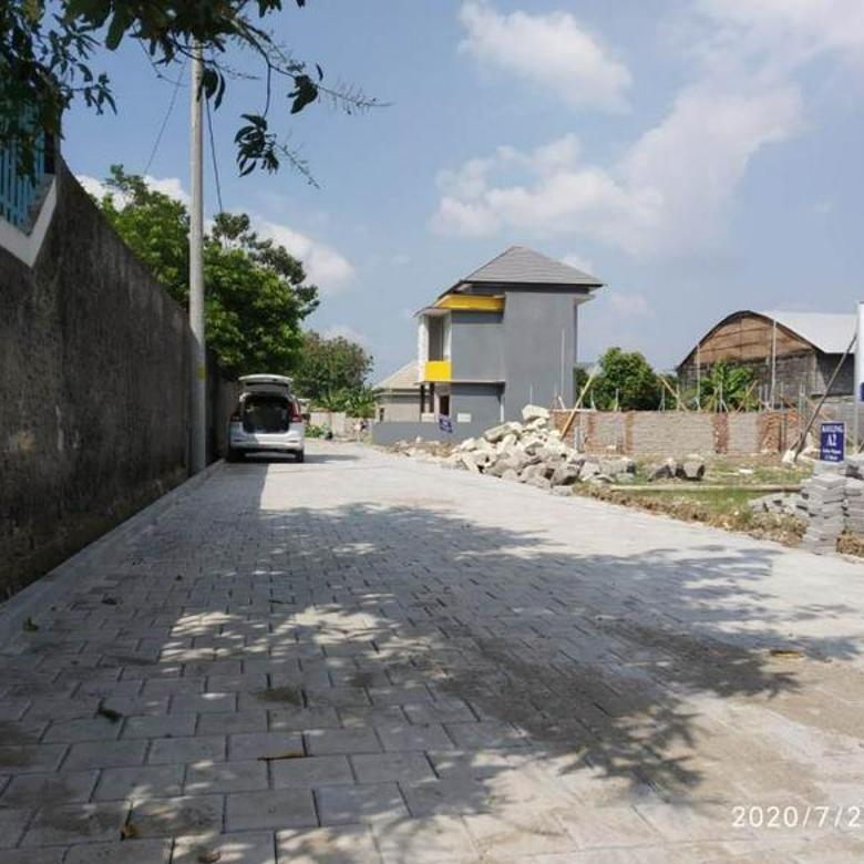 Kavling Standar Dalam Perumahan di Klaten Utara SHM Telah Pecah