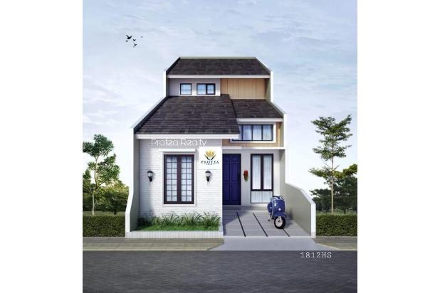 Rp995jt Rumah Dijual