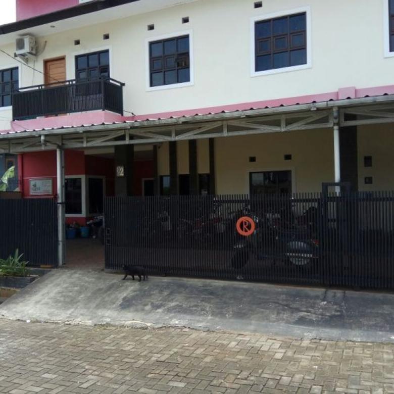 Dijual Kostan 22 kamar full penyewa di Jatinangor Sumedang