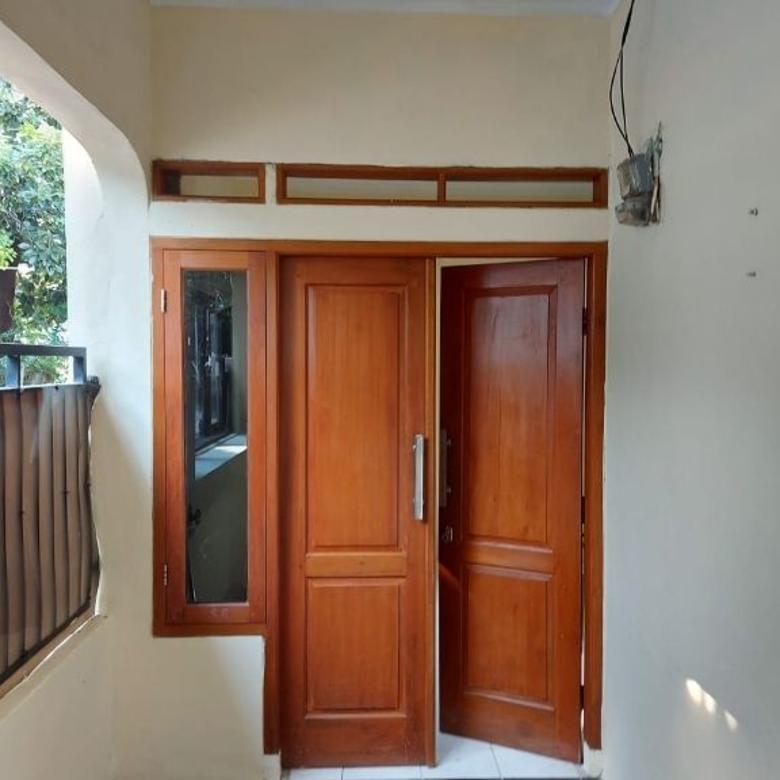 Jual rumah secondary