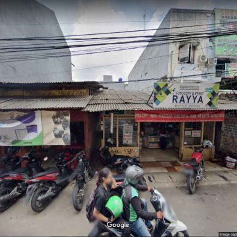 Tanah Komersil Meruya Samping Kampus Mercu Buana Jakarta Barat