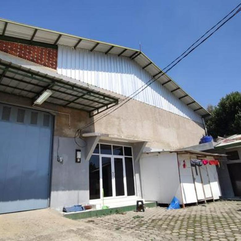 Gudang Relatif Baru di Kopo Katapang Bandung