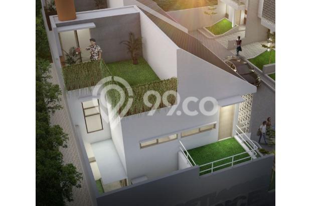 Rumah Baru Siap Huni Desain Mewah View Cantik di Sayap Setiabudi Bandung 17181288