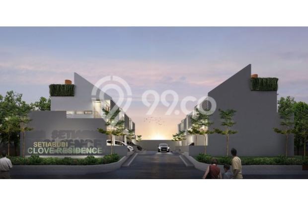Rumah Baru Siap Huni Desain Mewah View Cantik di Sayap Setiabudi Bandung 17181318