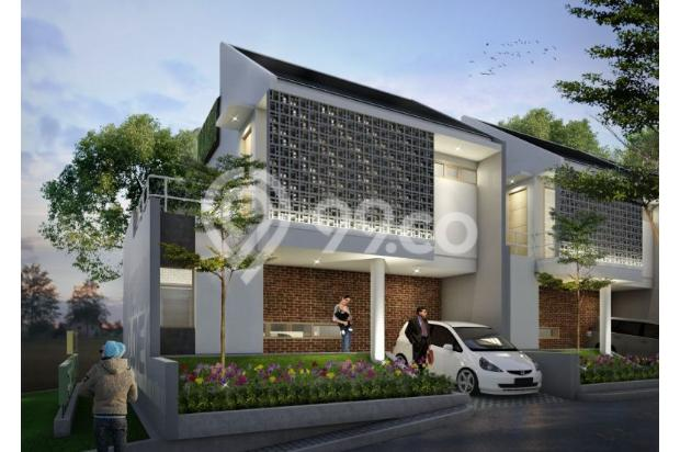 Rumah Baru Siap Huni Desain Mewah View Cantik di Sayap Setiabudi Bandung 17181447
