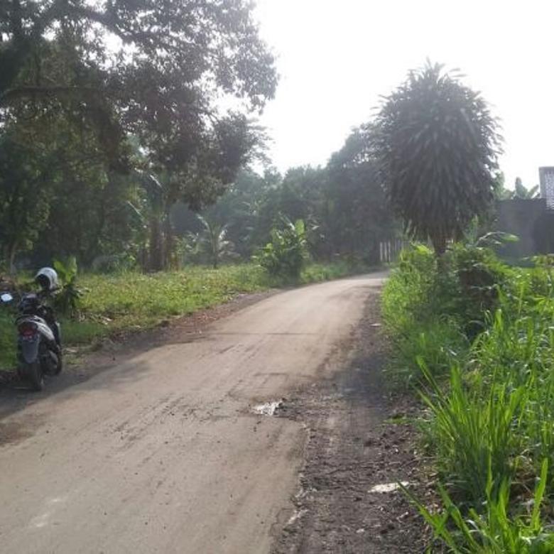 Tanah yang luas dalam perumahan