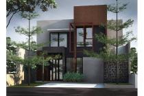 Rumah Baru Minimalis Baru 100% di Cinere