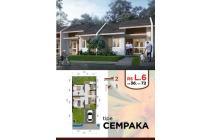 Rumah di Uluwatu Citra Maja Raya 2, Maja, Lebak Banten