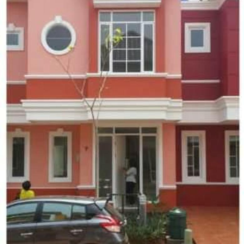 Rumah Muraaah, banting harga, siapa cepat dapat, Rumah cluster , asri  dilengkapi dengan fasilitas sport club