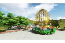 Tanah Kavling Kampung Buah Cikalong Villa & Resort Tanpa Riba