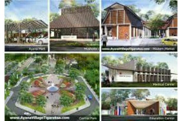 Cluster bhuvana village regency 14172838