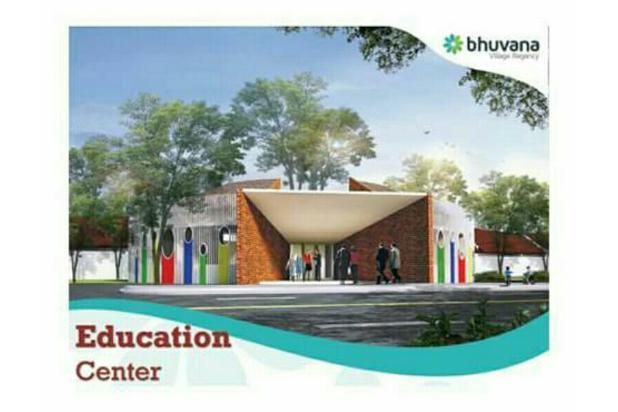 Cluster bhuvana village regency 14172840