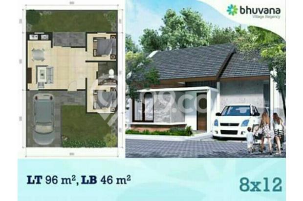 Cluster bhuvana village regency 14172843