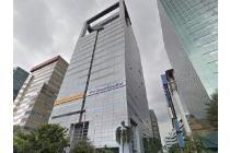 Ruang kantor di Sona Topas Tower - Jendral Sudirman