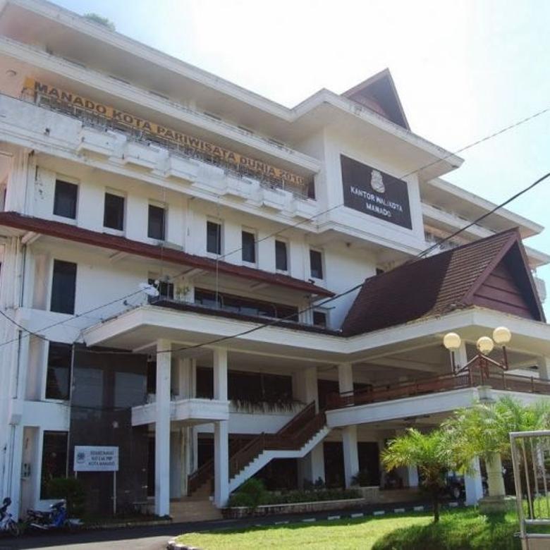 Dijual Tanah Strategis di Jl Balai Kota Tikala Manado