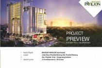 Apartment dengan Lokasi strategis dan Fasilitas yang memadai