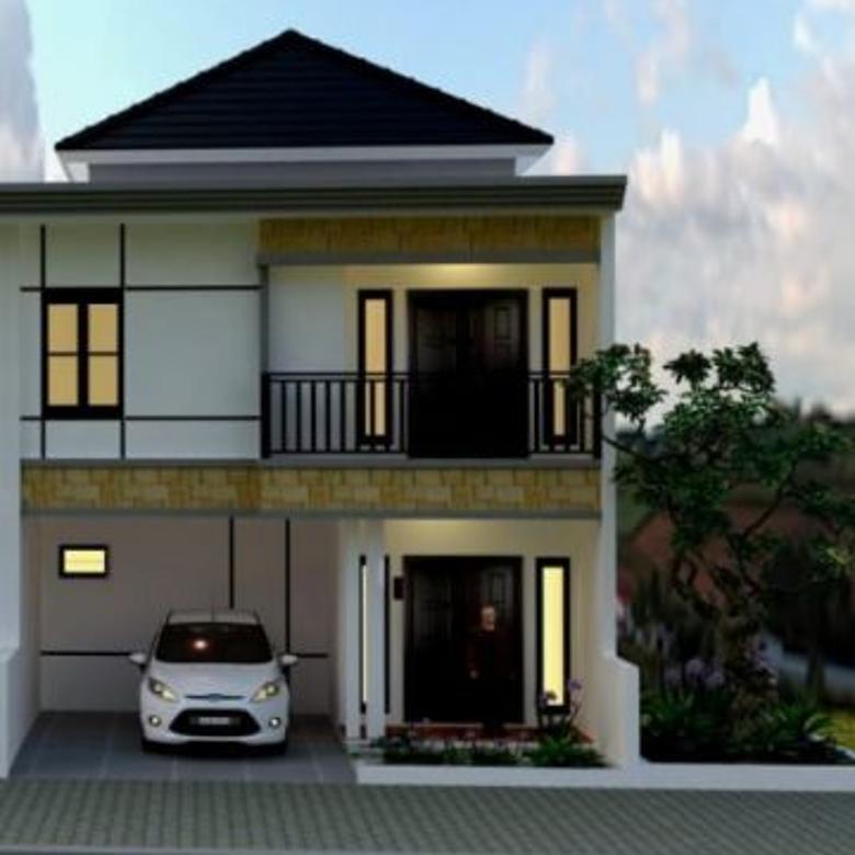 Rumah Baru 2 Lt Strategis Di Jagakarsa Dekat Jalan Raya Angkot