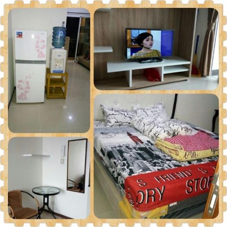 Disewakan Unit Condominium Greenbay 1 kamar Furnished tower J