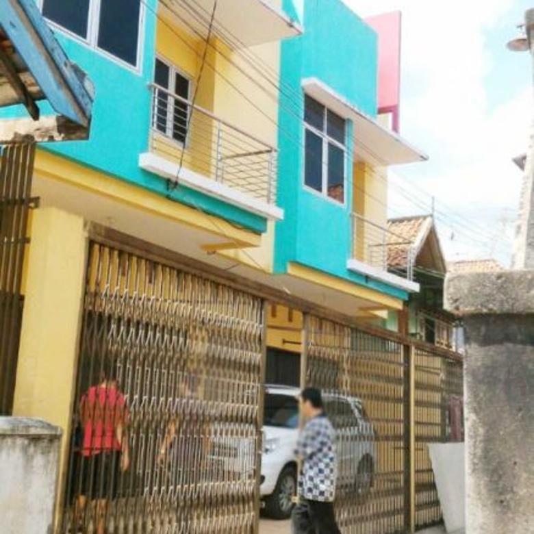 Dijual Ruko 2 Unit Gandeng Lokasi di 13 Ilir Palembang