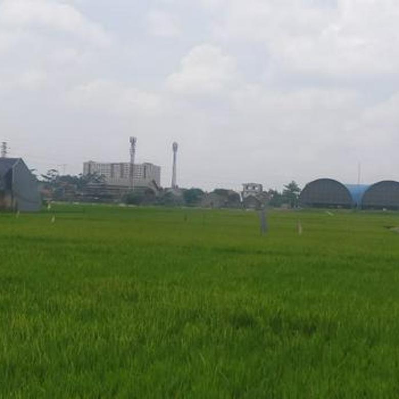 Lahan Murah Cocok Untuk dibangun Perumahan Di Cisaranten Bandung timur