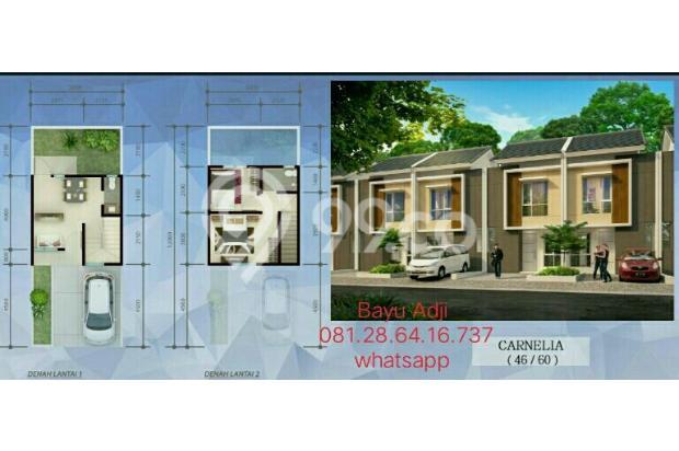 Hunian Rumah 2 lantai minimalis cadas kukun Tangerang 14940139
