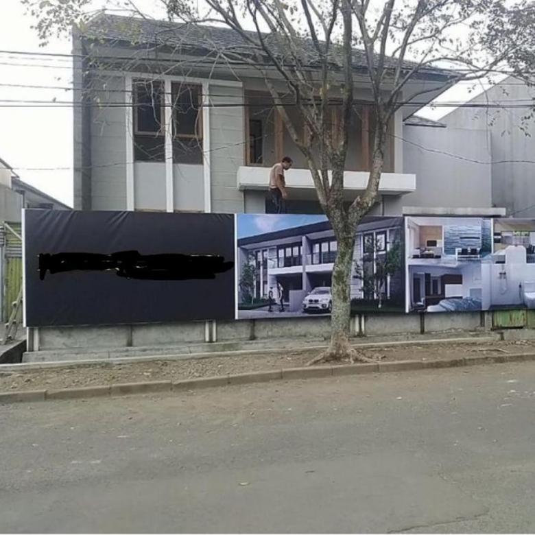 Strategis !! Jual rumah baru di Mekar Wangi Bandung