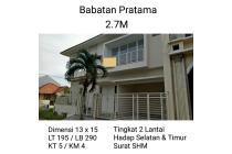 Rumah Babatan Pratama Surabaya