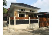 Rumah baru dlm mini cluster dekat RR selatan dan Kampus terpadu UMY dll