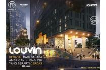 LOUVIN Premium Student Apartmen Jatinangor Best Location