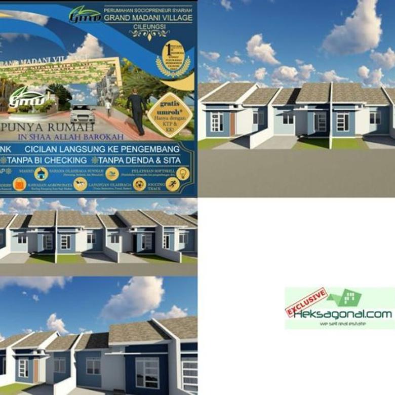 Rumah Dijual Grand Madani Village Cileungsi hks4440