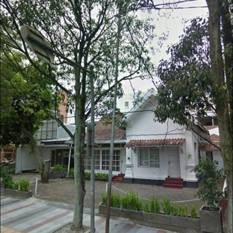 Rumah Strategis Dijual Di Pusat Kota Bandung, 1 menit ke BIP, Jarang ada