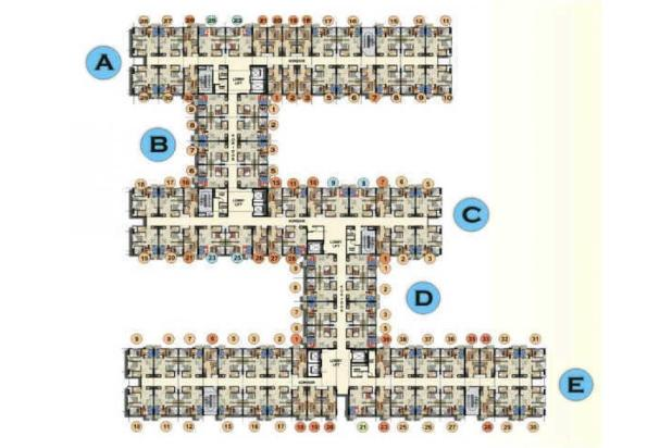 Rp175jt Apartemen Dijual