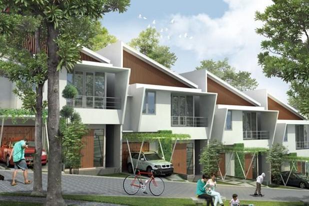 Dijual Rumah Mewah Minimalis Strategis Calistha Dago Residence
