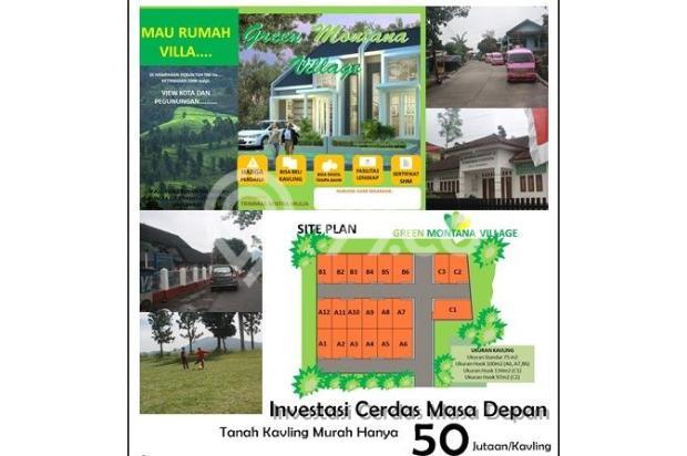 Investasi Masa Depan Tanah Kavling Murah Hanya 50 Jutaan/Kav Puncak Jabar 16224856
