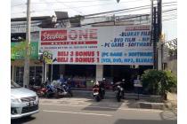Tanah Super Strategis Bonus Ruko di jalan Kaliurang km 5 Jogjakarta