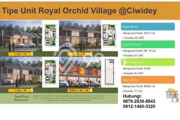 Rumah Villa Mewah Skema Syariah Royal Orchid Village Ciwidey 20029350