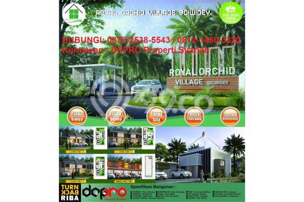 Rumah Villa Mewah Skema Syariah Royal Orchid Village Ciwidey 20029349