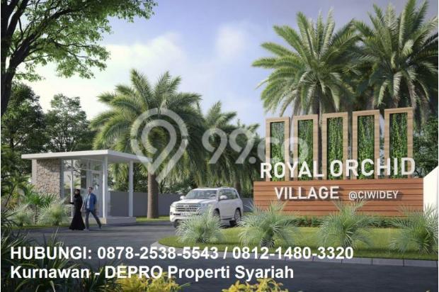 Rumah Villa Mewah Skema Syariah Royal Orchid Village Ciwidey 20029355